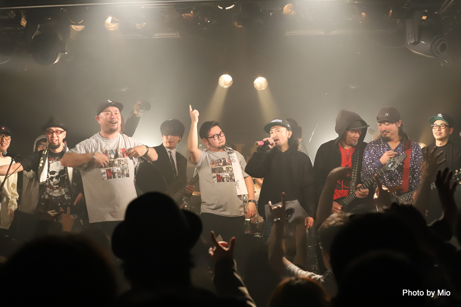 [Photo] 2019/1/26 [道場破り Vol.18] @渋谷CYCLONE