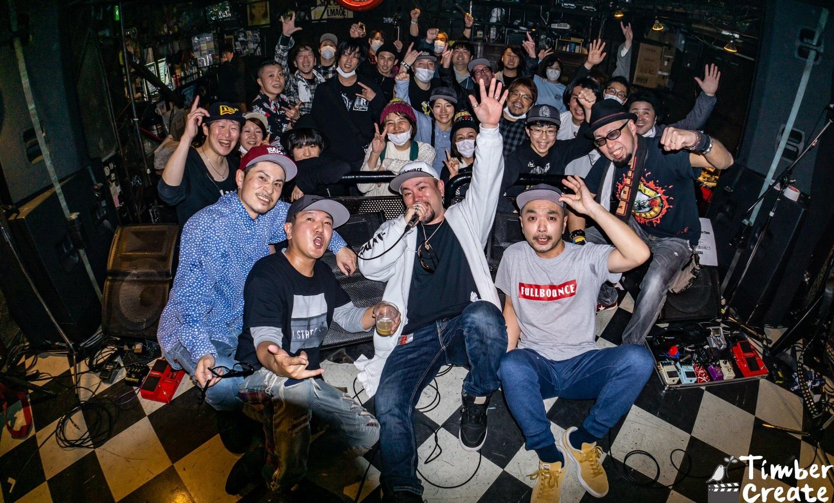 [Photo] 2020/03/08 [Hooky Records show] @下北沢SHELTER
