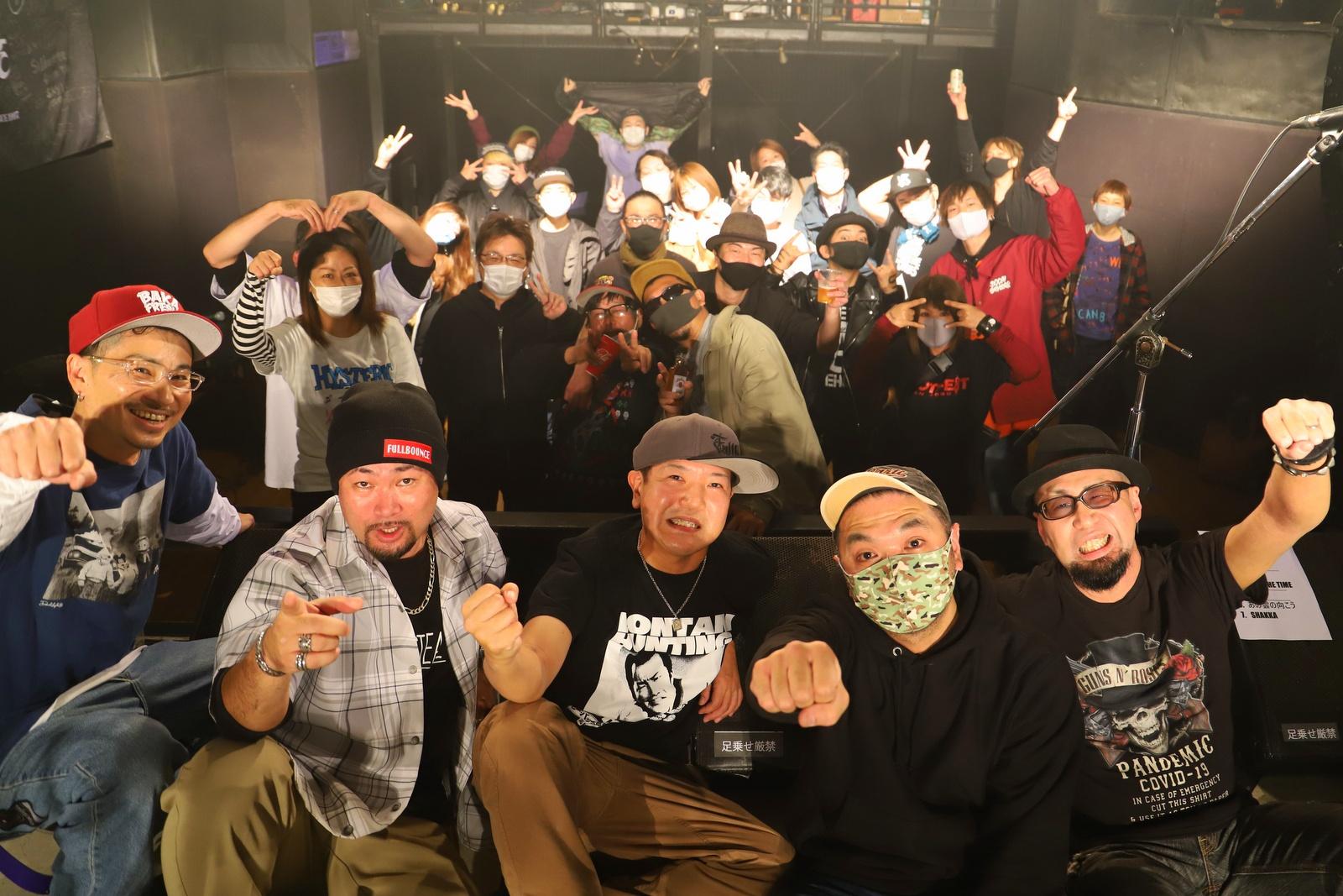 [Photo] 2020/11/28 [道場破り Vol.19] @渋谷CYCLONE
